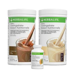 Herbalife Afslankpakket - STARTER