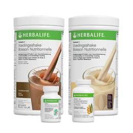 Herbalife Afslankpakket - BASIS