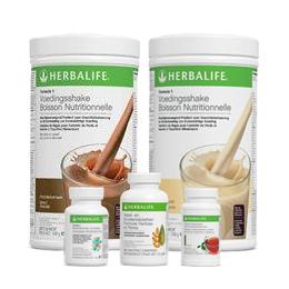 Herbalife Afslankpakket - EXTRA