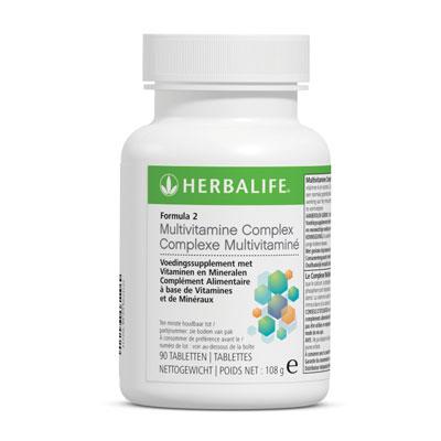 Herbalife Formula 2 - multivitamine complex