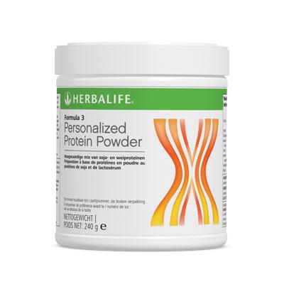 Herbalife Formula 3 personalised protein poeder