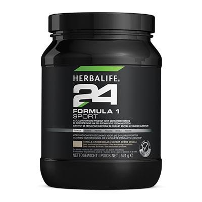 H24 - Formula 1 Sport - romige vanille