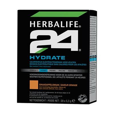 H24 - Hydrate sinaasappelsmaak