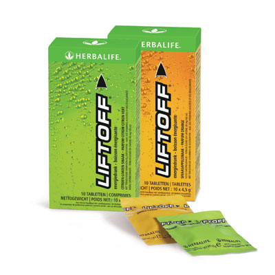 LiftOff (10 oplosbare tabletten)