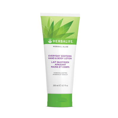 Herbal Aloe Hand & Body Lotion - 200 ml