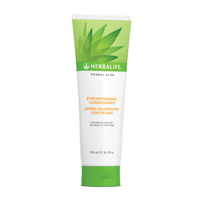 Herbal Aloe Strengthening Conditioner - 250 ml