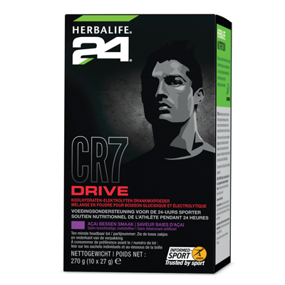 CR7 Drive Sachets (10 stuks)